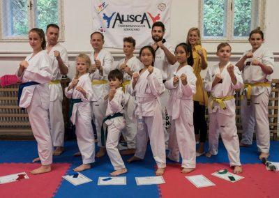 alisca taekwondo klub szekszard